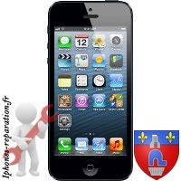 réparation iPhone 5 Cergy