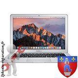 reparation MacBook Air Cergy